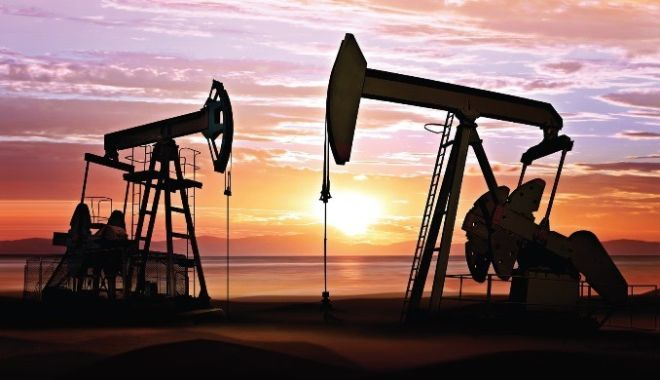 Brent oil prices above $56 per barrel