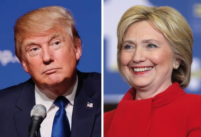 Trump posts video of Clinton voicing support for fence against illegal...