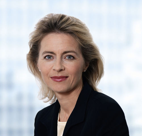 Von der Leyen becomes EU Commission president -