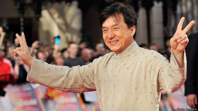 Jackie Chan stated about coronavirus claim