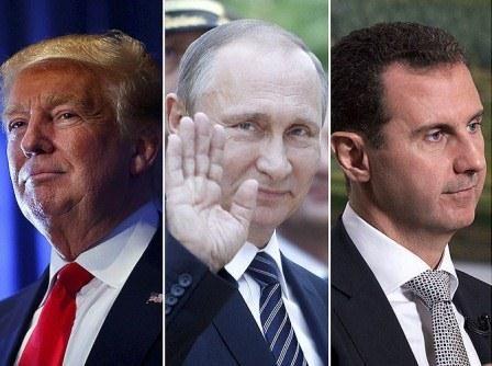 Afbeeldingsresultaat voor Trump and Syria
