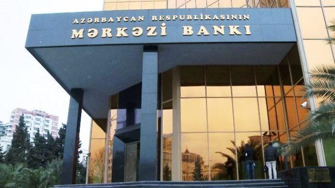 Mərkəzi Bank yeni məzənnəni açıqladı