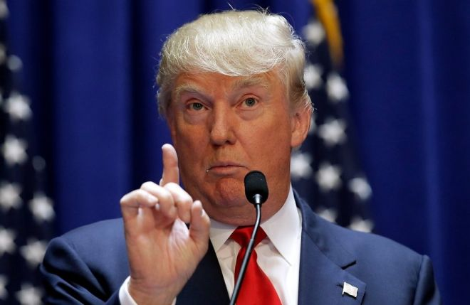 On this condition, I withdraw my candidacy - Trump