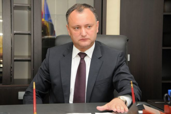 Moldova yaxın 15 ildə AB üzvü olmayacaq - Dodon