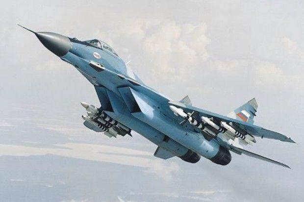Suriya MiQ-29-ların ikinci partiyasını qəbul etdi
