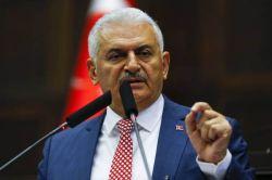 Turkey standing strong against attacks: Yildirim