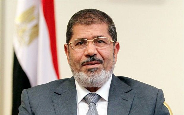 Egypt's former president Morsi dies