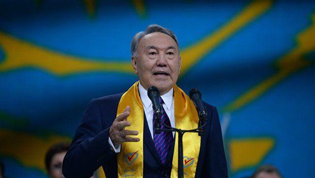 Назарбаев: Многие просят меня идти на выборы