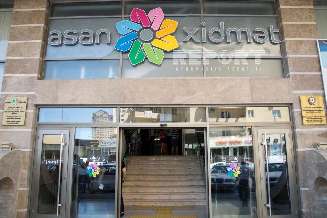 В Кюрдамире строится центр «ASAN xidmət»