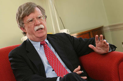 Болтон об условиях прекращения давления на Венесуэлу