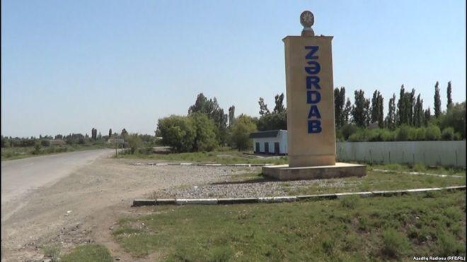 Zərdabda 4 kəndin yolu yenidən quruldu