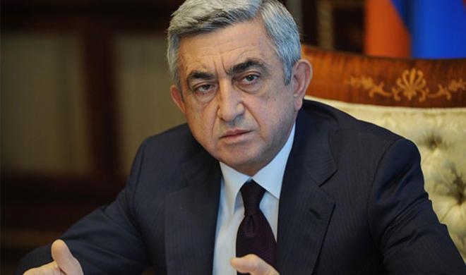 Sargsyan had confessed the massacre himself – Watson