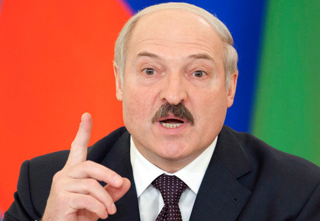 Lukashenko: Ukraine had to fight against Russia