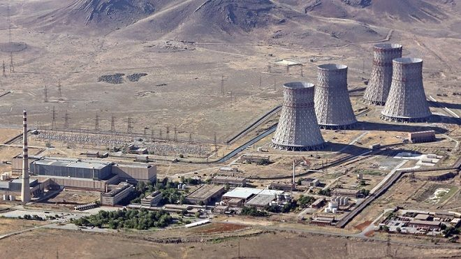 Metsamor is protected by Russia - Yerevan