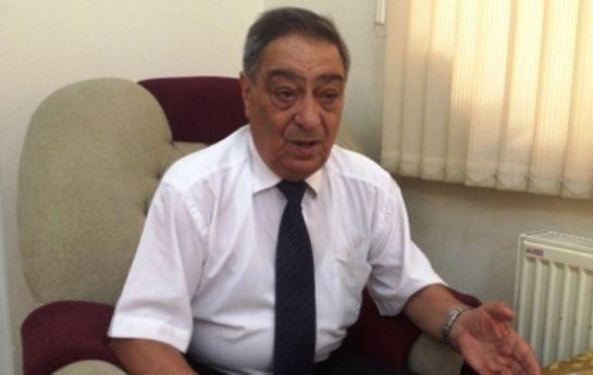 Rəşid Mahmudov əməliyyat olundu