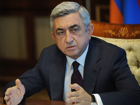 Sargsyan had confessed the massacre himself – Watson