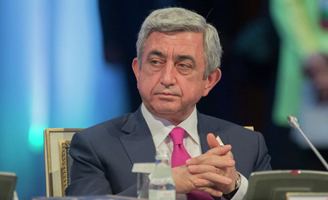 Республиканцы обсудили карабахскую тему с Саргсяном