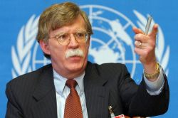 Bolton: Iran sanctions should not get in way of talks