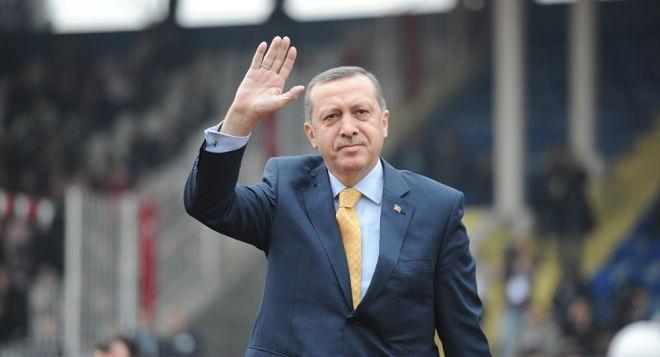Эрдоган отбыл из Алжира в Гамбию