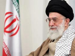 Khamenei defends armed forces in rare address