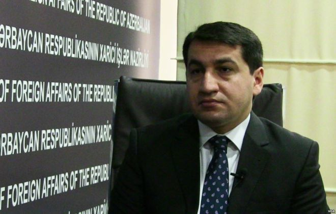 Tonayan must be held responsible for crimes - Hajiyev