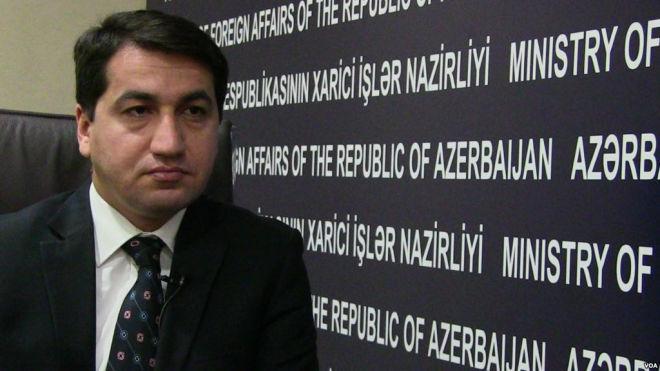 17 mülki vətəndaş öldürülüb, 51 nəfər yaralanıb - Hacıyev