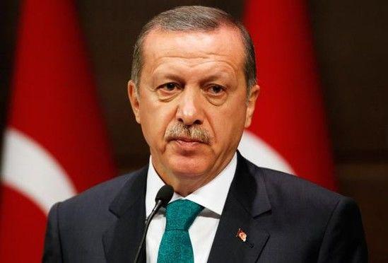 Эрдоган выразил соболезнования Мэй - Обновлено