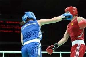 Great success of our boxers in Russia:1 gold, 2 bronze medals