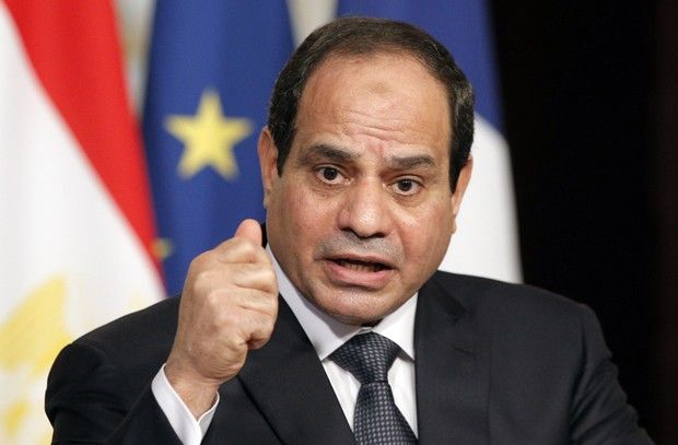 Egypt's al-Sisi receives letter from Sudan army council