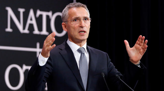 NATO-dan Ukrayna və Macarıstan açıqlaması