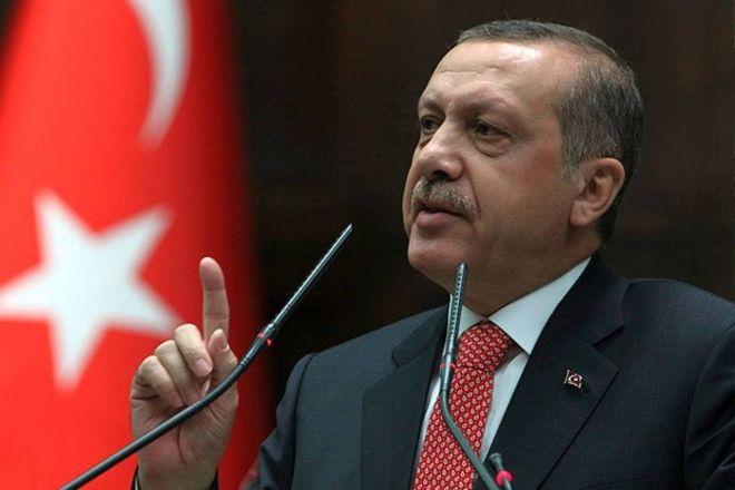 Эрдоган отметил высокую явку на выборах