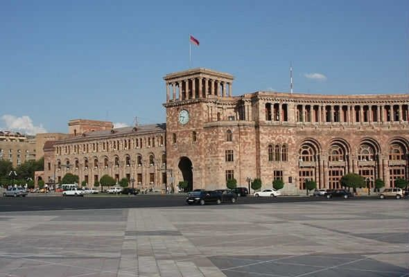 The former mayor of Yerevan was also detained