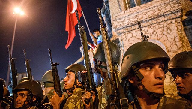 В деле попытки путча в Турции найдена важная улика