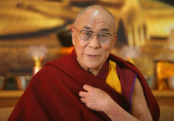روسییا دونیانی دییشه بیلر – دالای لاما