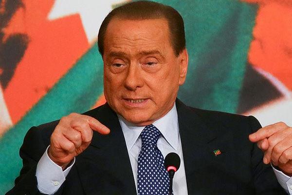 Берлускони рвется в Европарламент