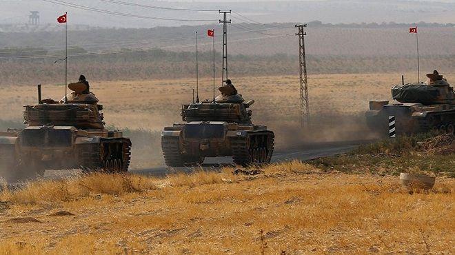 Türk ordusundan daha bir hücum: 14 ölü