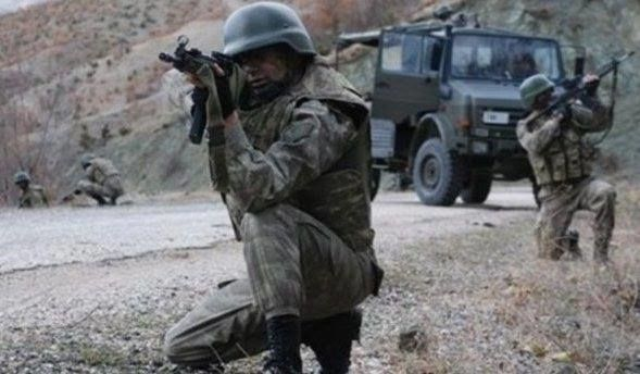Turkey 'neutralizes' 9 YPG/PKK terrorists in N.Syria