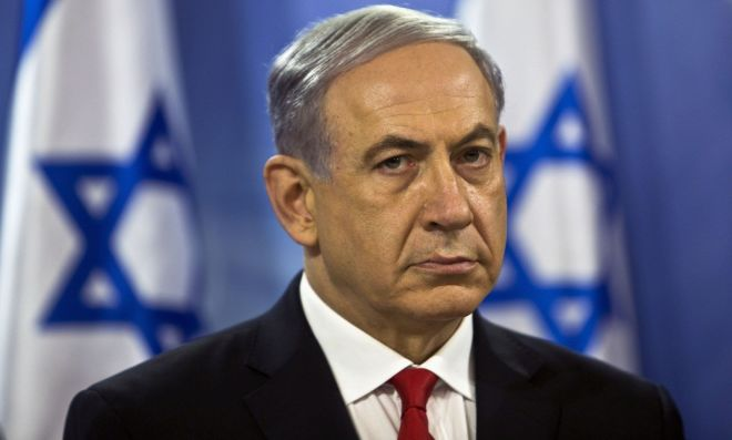 Netanyahu blames Iran for Gulf of Oman aggression