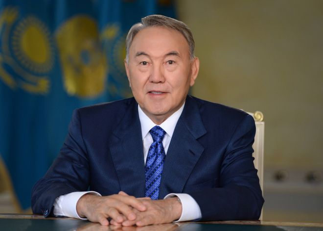 Nazarbayev appoints head of his office