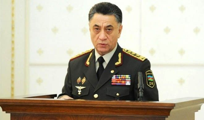 Рамиль Усубов уволил начальника полиции