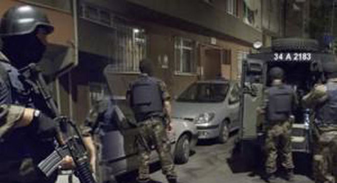 Türkiyədə İŞİD-ə qarşı əməliyyat: 24 nəfər saxlanıldı