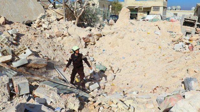 اسد اوردوسو آنیدن بو شهره هجوما کئچدی