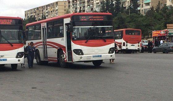 Bu marşrut avtobuslarının istiqaməti dəyişdi