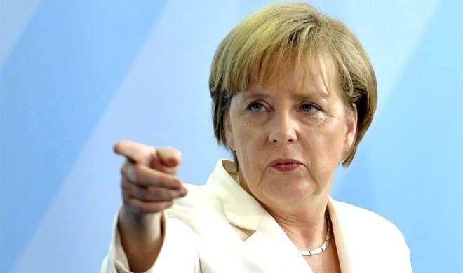 آلمانییا تورکییهیه یاردیم ائدجکمی؟ - مرکل آچیقلادی