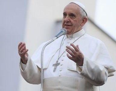 Roma Papası İraqda belə qarşılandı- Video
