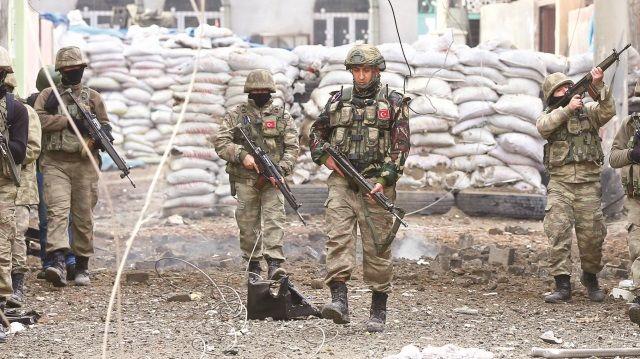 Suriya ordusunun hücumu: