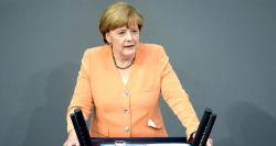 Merkel calls for solidarity among EU states