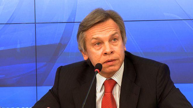 Puşkov: Ukrayna artıq Qərb üçün maraqlı deyil
