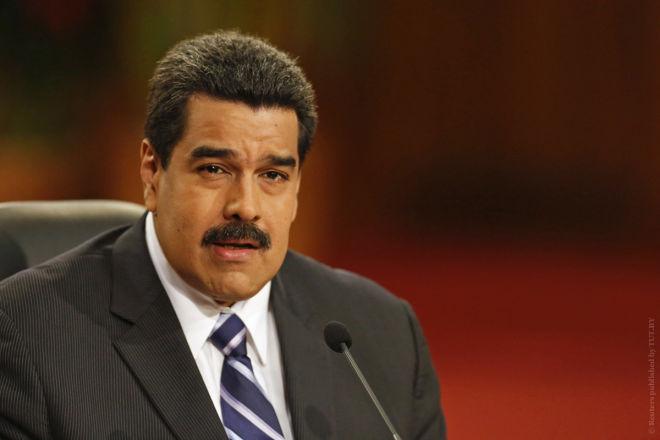 Мадуро привился от коронавируса