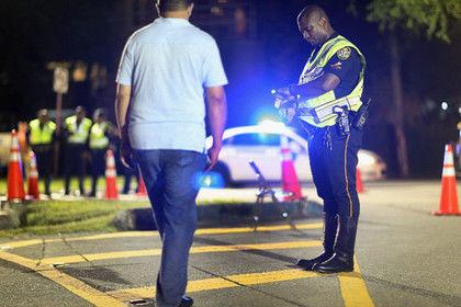 Amerika polisinin vəhşiliyi - Video